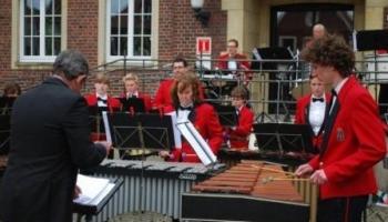 Optreden MPG Coesfeld 6 mei 2012