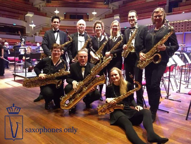 Concert KBH Saxophones Only